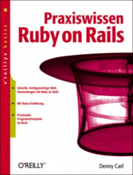 Praxiswissen Ruby on Rails