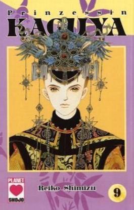 Prinzessin Kaguya. Bd.9