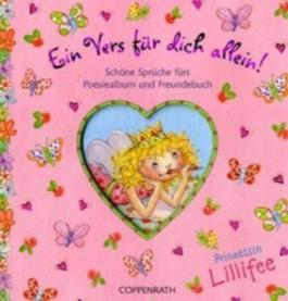 Prinzessin Lillifee - Ein Vers für dich allein!