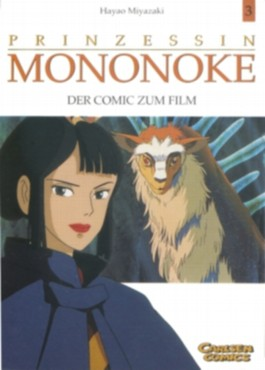 Prinzessin Mononoke, Band 3