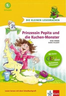 Prinzessin Pepita und die Kuchen-Monster