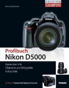 Profibuch Nikon D5000