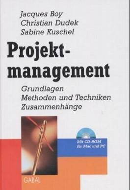 Projektmanagement, m. CD-ROM