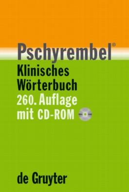 Pschyrembel® Klinisches Wörterbuch