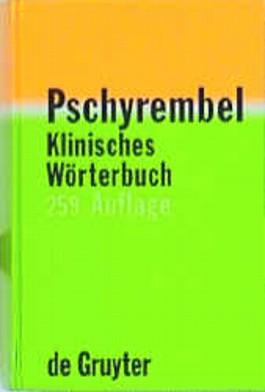 Pschyrembel Klinisches Wörterbuch 2002