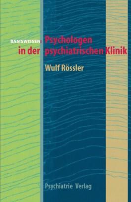 Psychologen in der psychiatrischen Klinik