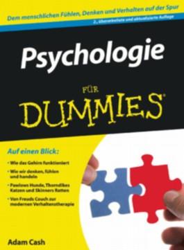 Psychologie Fur Dummies