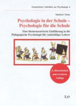 Psychologie in der Schule - Psychologie für die Schule