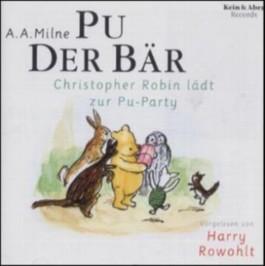 Pu der Bär 3 - Christopher Robin lädt zur Pu-Party