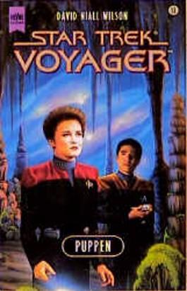 Puppen. Star Trek Voyager 13.