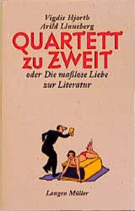 Quartett zu zweit