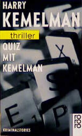 Quiz mit Kemelman