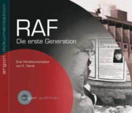 RAF - Die erste Generation,