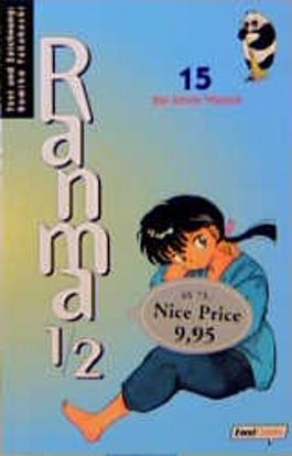 Ranma 1/2 Bd. 15. Der letzte Wunsch.