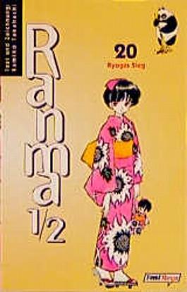 Ranma 1/2 Bd. 20. Ryogas Sieg.