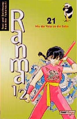 Ranma 1/2 Bd. 21. Wie der Vater so der Sohn.