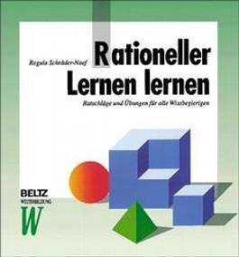 Rationeller Lernen lernen