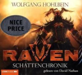 Raven 7-12. Schattenchronik
