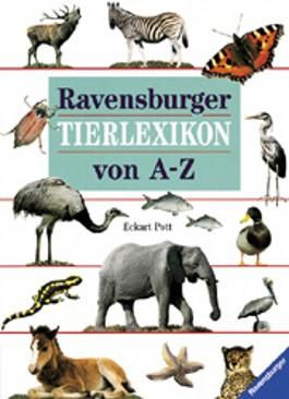 Ravensburger Tierlexikon von A-Z