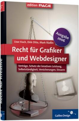 Recht für Grafiker und Webdesigner - 2006
