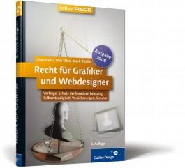 Recht für Grafiker und Webdesigner - Ausgabe 2008