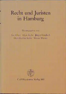 Recht und Juristen in Hamburg