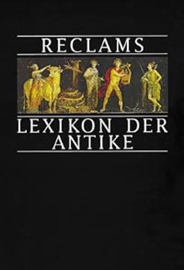 Reclams Lexikon der Antike