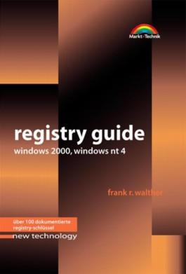 Registry Guide, m. CD-ROM