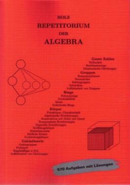 Repetitorium der Algebra