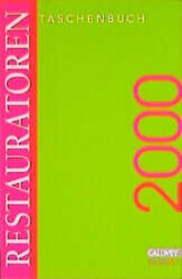 Restauratoren-Taschenbuch 2000