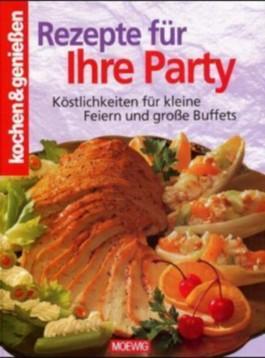 Rezepte für Ihre Party