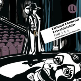 Richard Diamond - Privatdetektiv / Richard Diamond - Folge 3 und 4