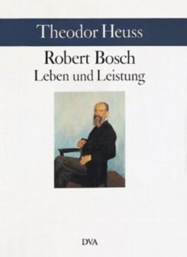 Robert Bosch, Leben und Leistung