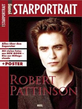 Starportrait Robert Pattinson 2