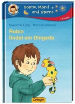 Robin findet ein Dingsda