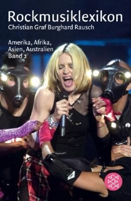 Rockmusiklexikon Amerika, Afrika, Asien, Australien