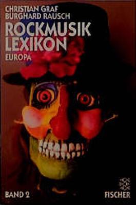 Rockmusiklexikon Europa, Bd. 2