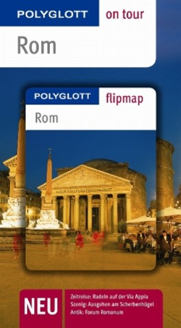 Rom - Buch mit flipmap