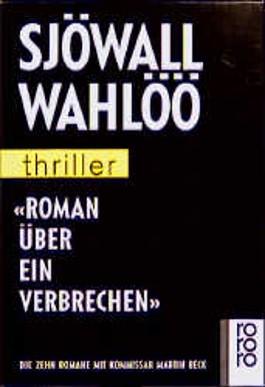 Roman über ein Verbrechen