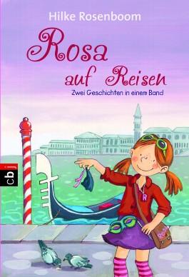 Rosa auf Reisen