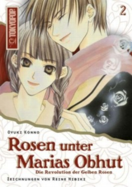Rosen unter Marias Obhut - Light Novel. Roman 02