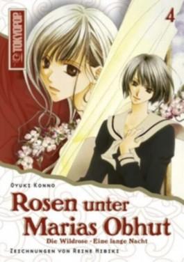 Rosen unter Marias Obhut - Light Novel. Roman 04