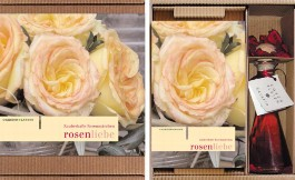Rosenliebe - Geschenkbox