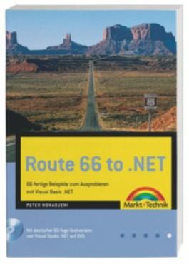 Route 66 zu .NET, m. DVD-ROM