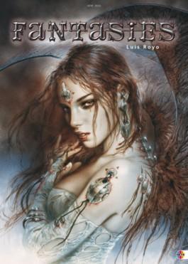 Royo Fantasies Edition 2010