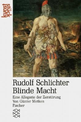 Rudolf Schlichter: Blinde Macht (1937)