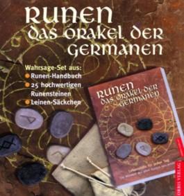 Runen, Das Orakel der Germanen, m. 25 Runen aus Stein