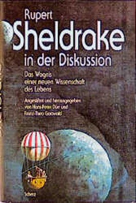 Rupert Sheldrake in der Diskussion