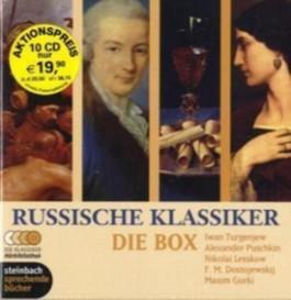 Russische Klassiker - Die Box