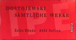 Sämtliche Werke, 10 Bde.